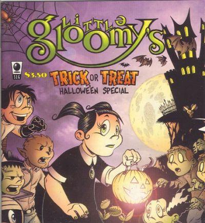 Little Gloomy's Halloween Special #1