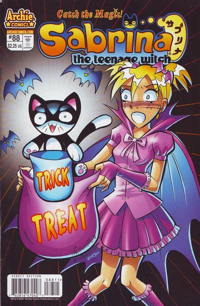 Sabrina the Teenage Witch #88