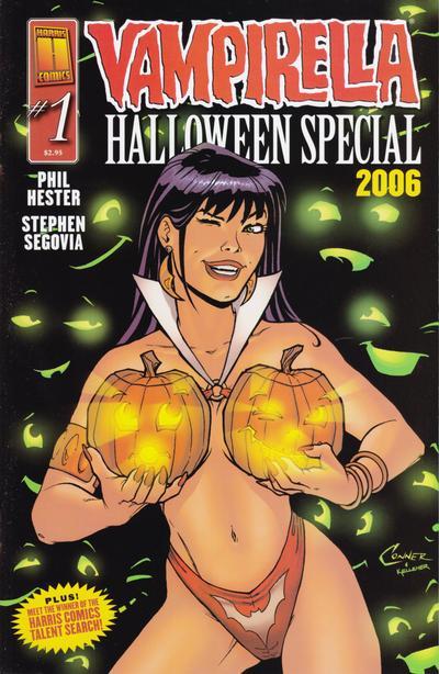 Vampirella 2006 Halloween Special #1