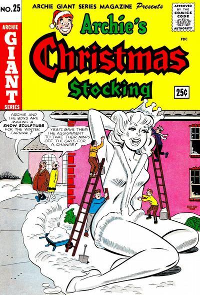Archie Giant Series Magazine #25