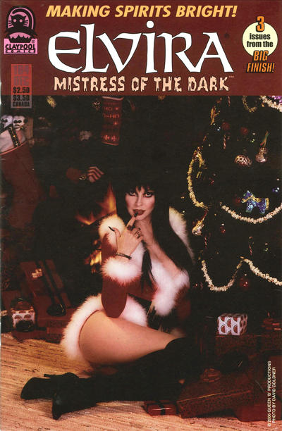 Elvira, Mistress of the Dark #164