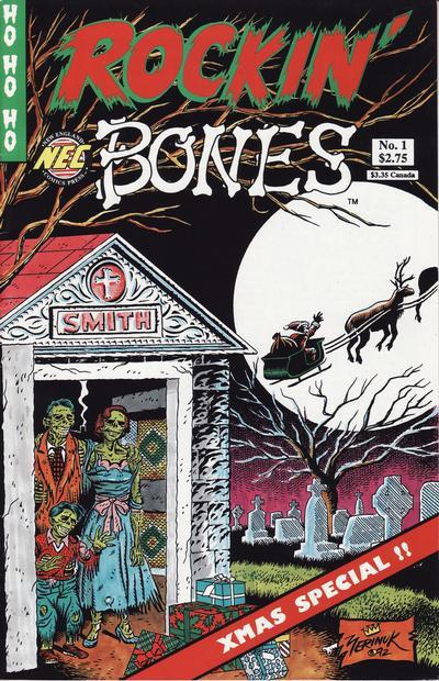 Rockin' Bones Xmas Special #1