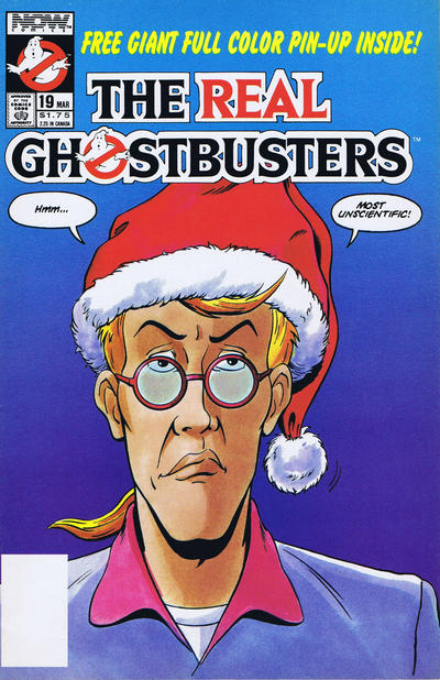 The Real Ghostbusters #19