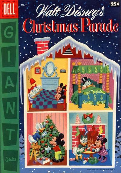 Walt Disney's Christmas Parade #7