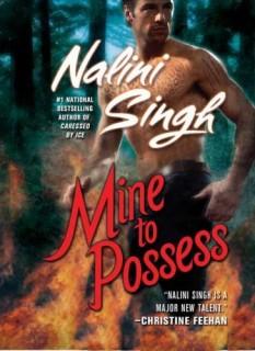 Nalini Singh - Mine to Possess