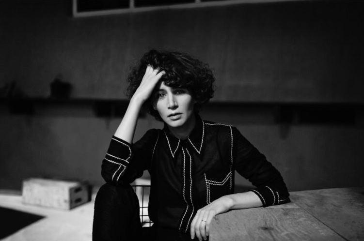 Miranda July  by Annemarieke van Drimmelen, February 2015..JPG