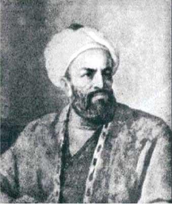 Бахауддин Накшбанд.