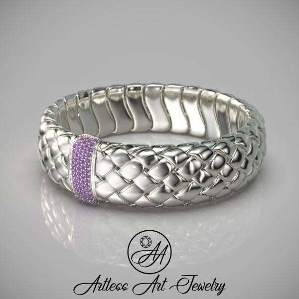 braided brac