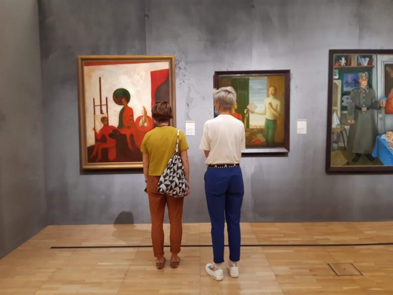 НЕНАВСЕГДА: выставка в Третьяковской галерее, которую следует посещать с