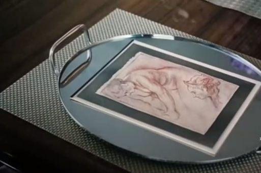 Рисунок Гойи из фильма «Довод» Нолана — что это на самом деле