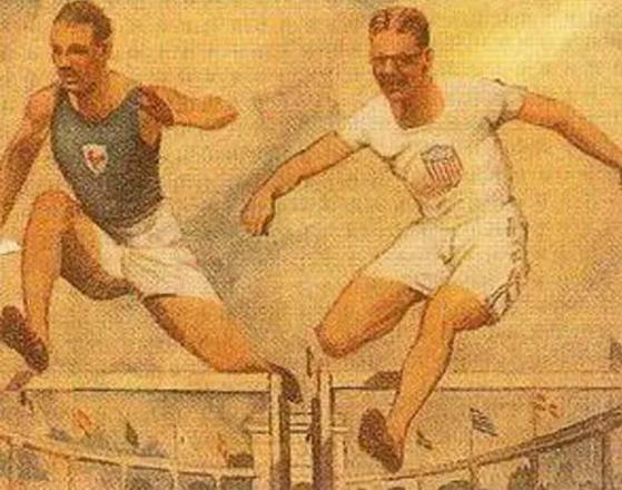 Олимпийские чемпионы по графике, живописи и скульптуре