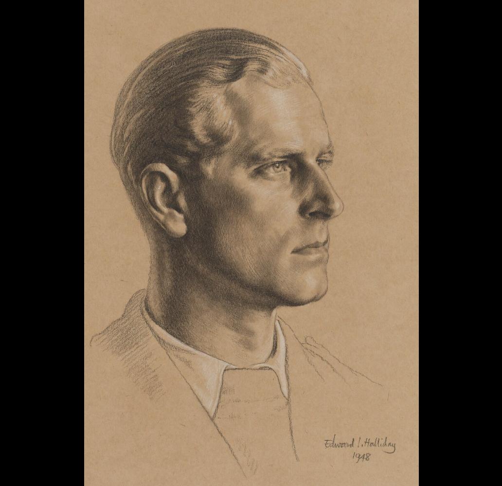 Принц Филипп в портретах маслом: весь ХХ век и его реалистические стили