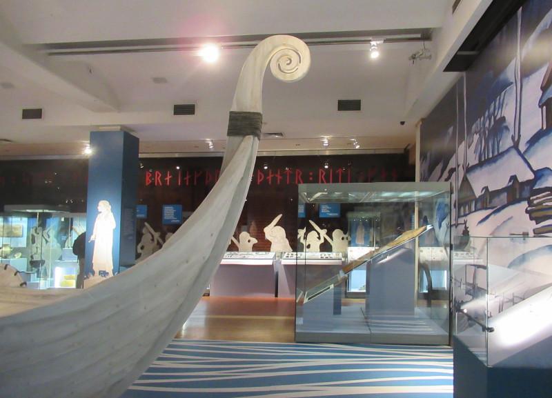 Выставка про викингов!