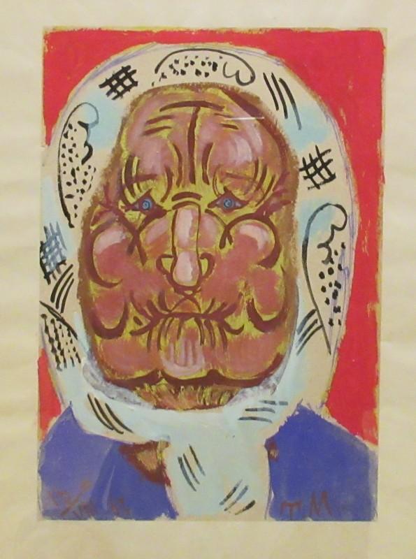 Упоение красками: выставка Мавриной в Третьяковской галерее