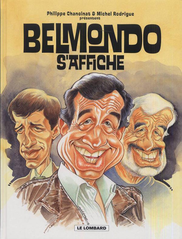 Как рисовали Бельмондо