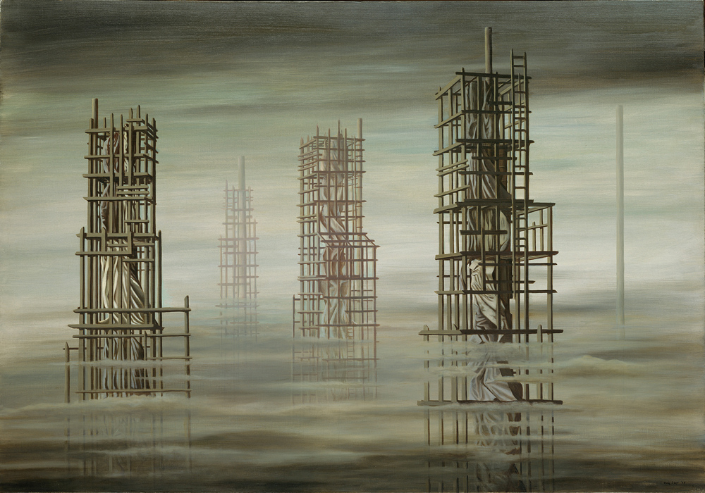 Kay Sage - Tomorrow Is Never (1955).jpg