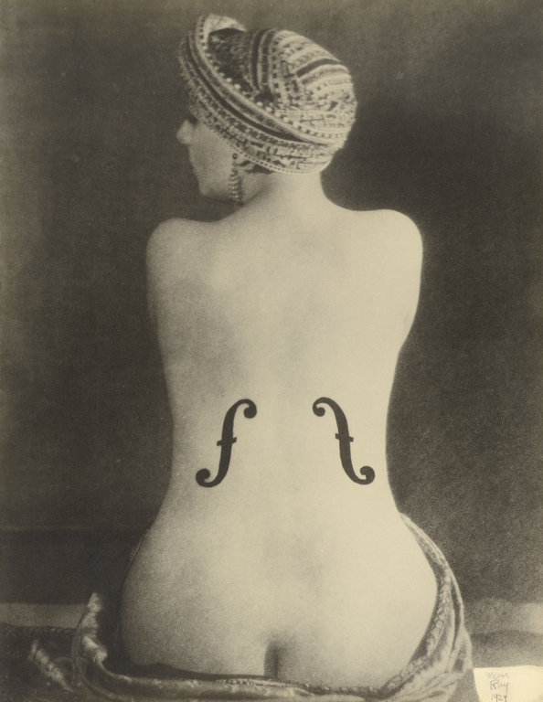 Man Ray, Le Violon d'Ingres, 1924.jpg