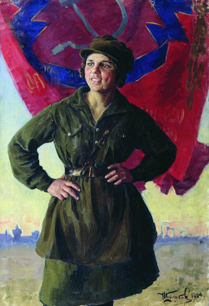 Куликов Иван Семёнович. Юнгштурм. 1929 .jpg