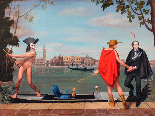 Clásica muerte en Venecia, 2013.jpg