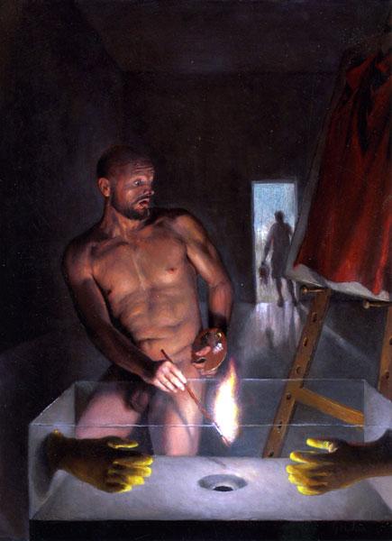 El pintor esterilizado, 2006.jpg