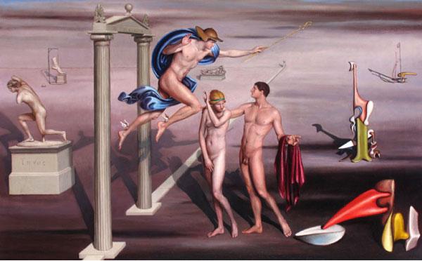 La expulsión al surrealismo, 2008.jpg