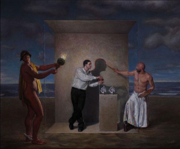 La invención de la pintura, 2007.jpg