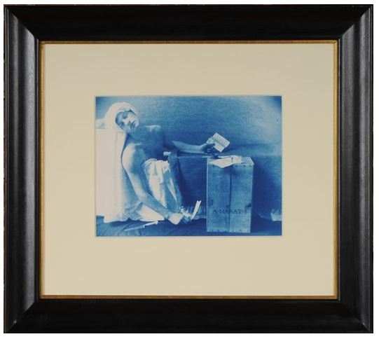 Death of Marat, 1907. David McDermott and Peter McGough.jpg