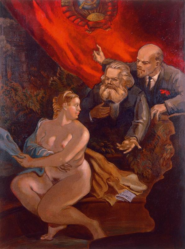 Alexander Kosolapov Susanna i startsy 1985.png