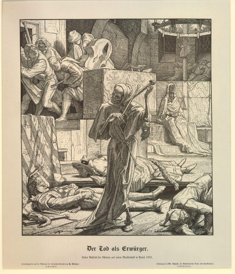 Der Tod als Erwürger - Erster Auftritt der Cholera.jpg