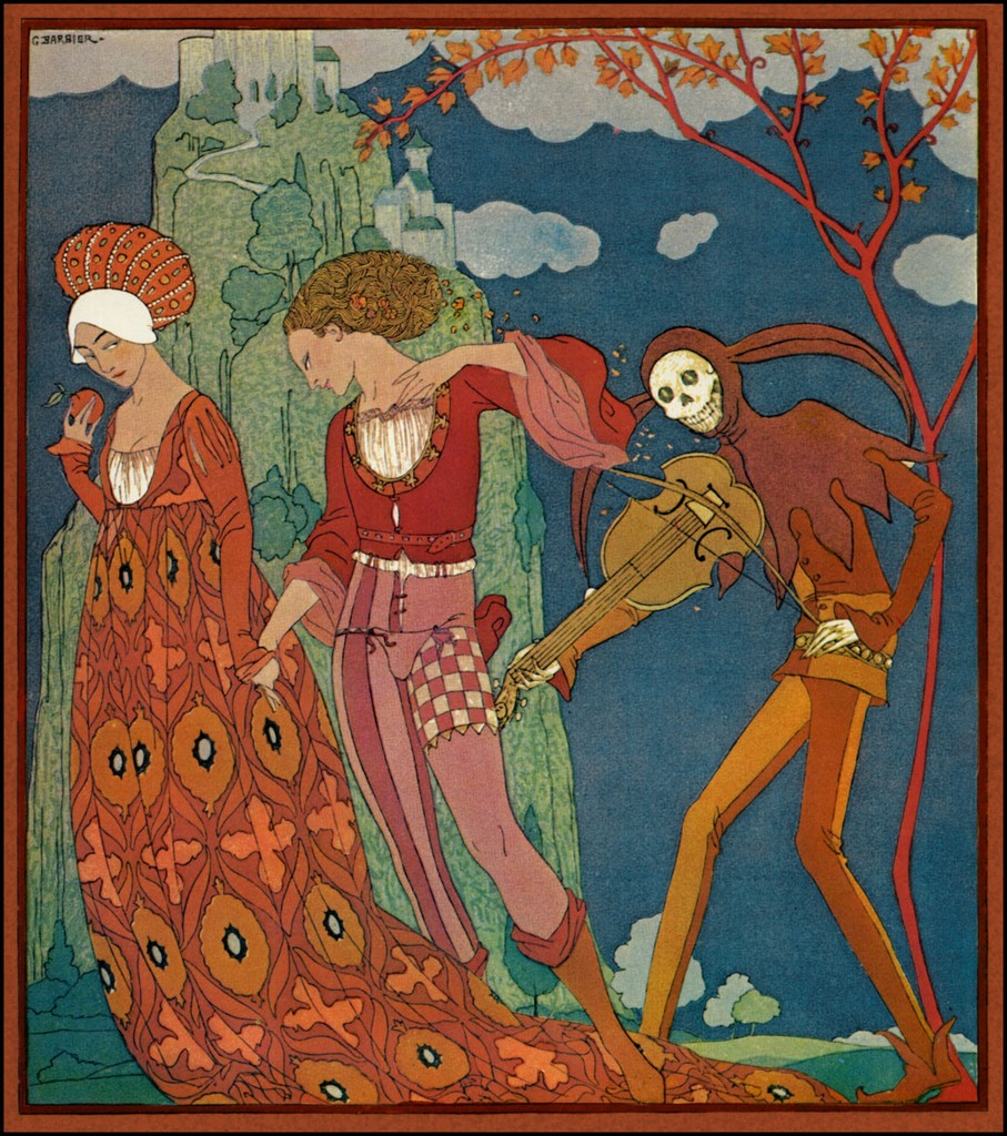 Love Desire And Death by Georges Barbier.jpg