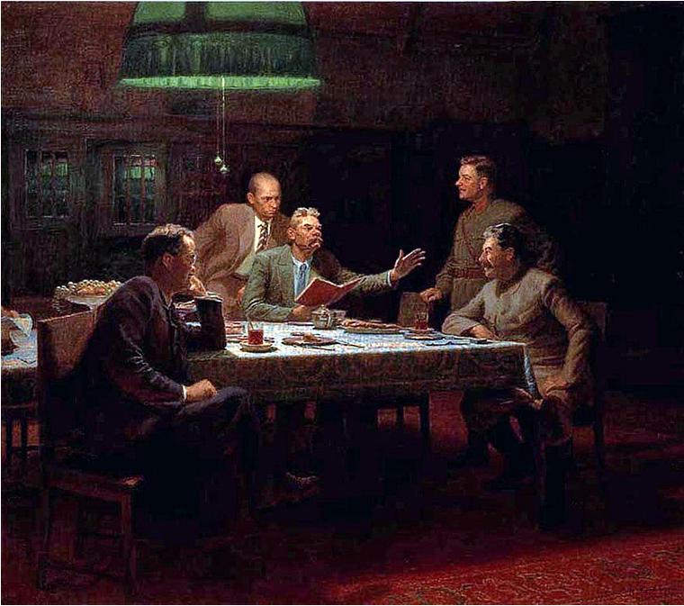 «Посильнее Фауста Гете» (И. Сталин). Это про что сказано-то, вы в курсе?
