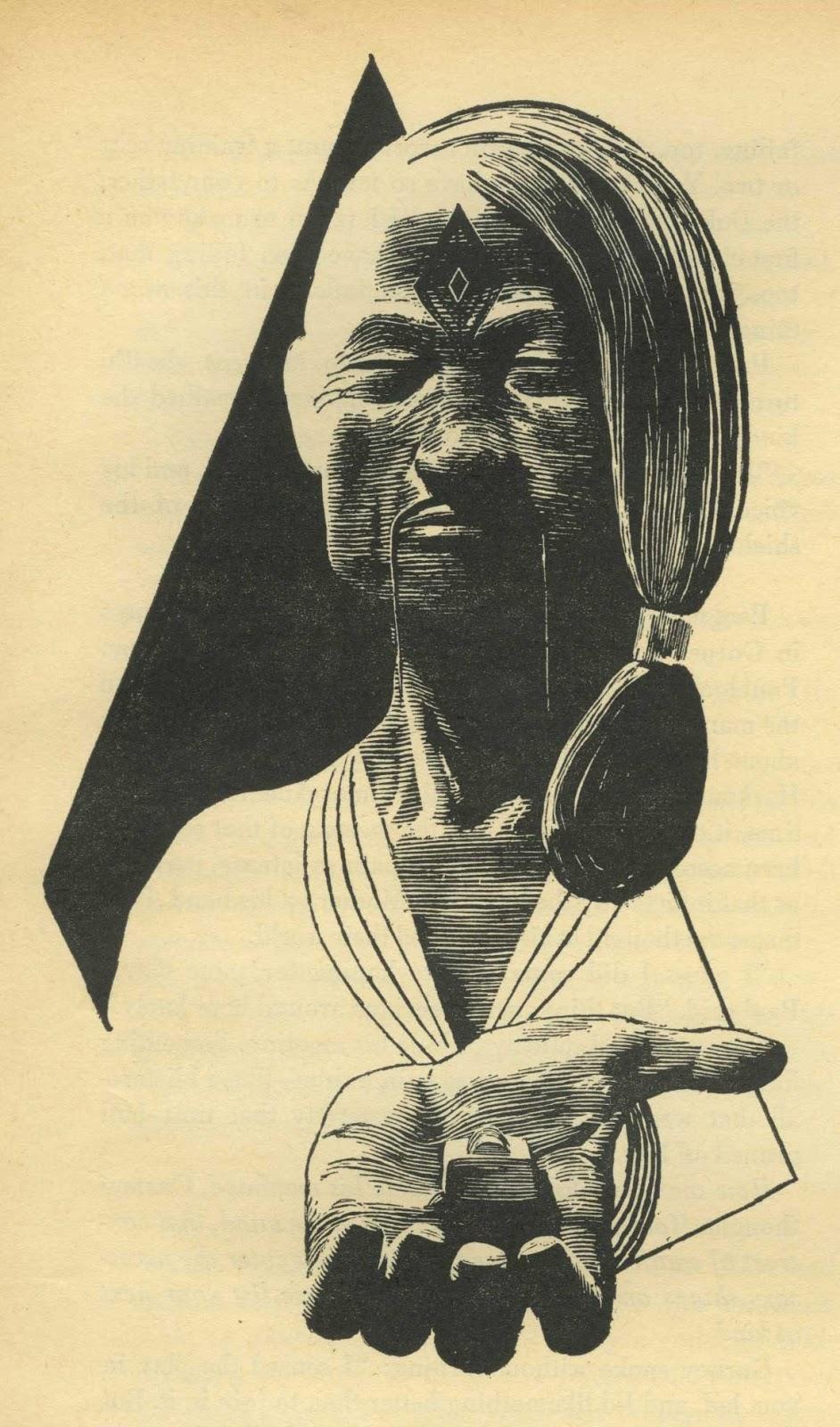 Иллюстрации к Дюне, которые одобрил автор романа