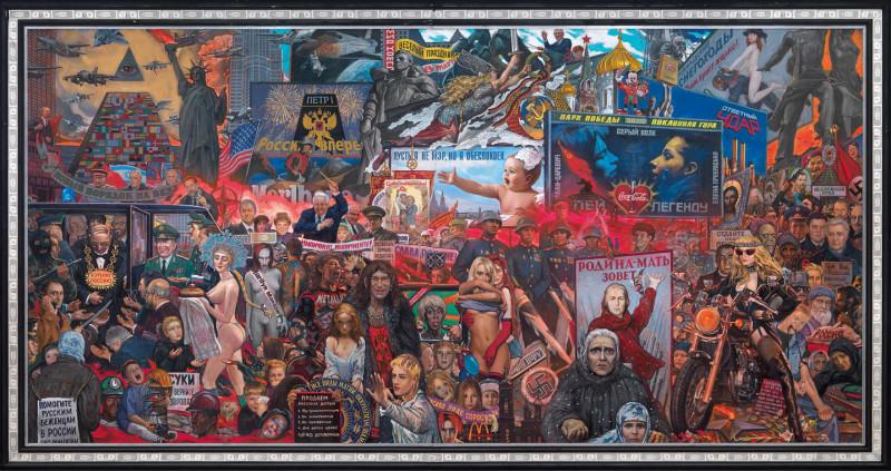 Рынок нашей демократии. 1999