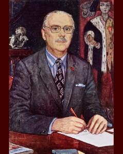 Портрет Сергея Михалкова. (1988)..jpg