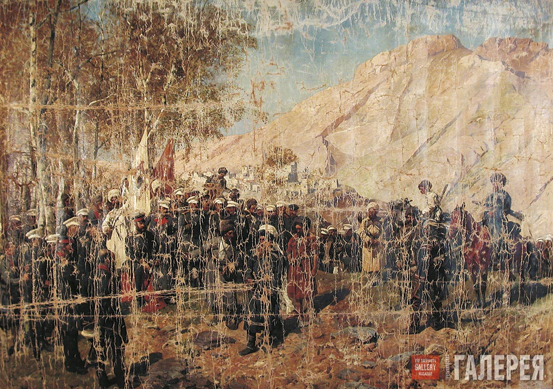 Как русская и иностранная живопись из музея Грозного пережила Первую чеченскую