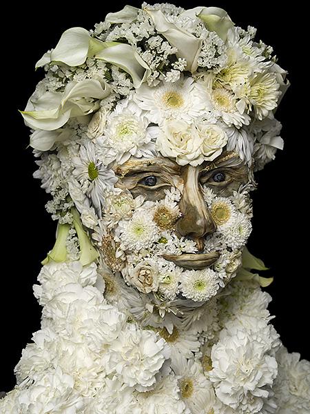 Картины Арчимбольдо в фотографиях современного автора