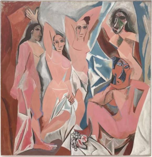 Чем круты «Авиньонские девицы» Пикассо?