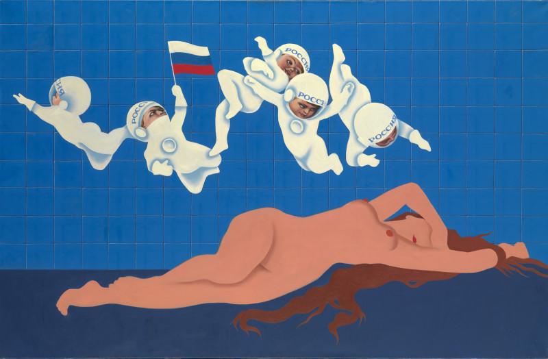 Еще «Русские Венеры»