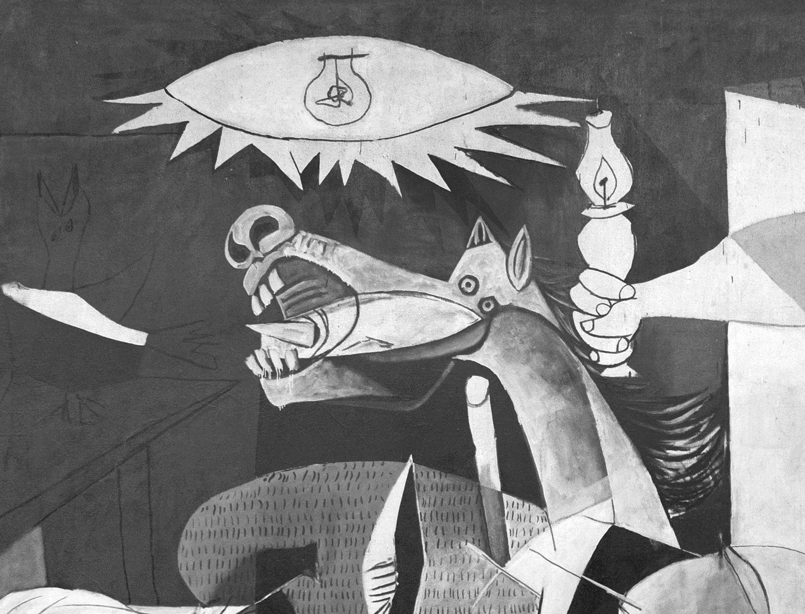 Почему «Герника» Пикассо стала считаться шедевром
