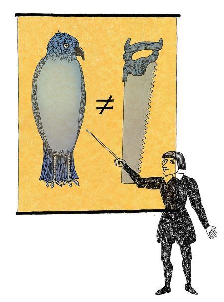 Проблемы орнитологии у Шекспира