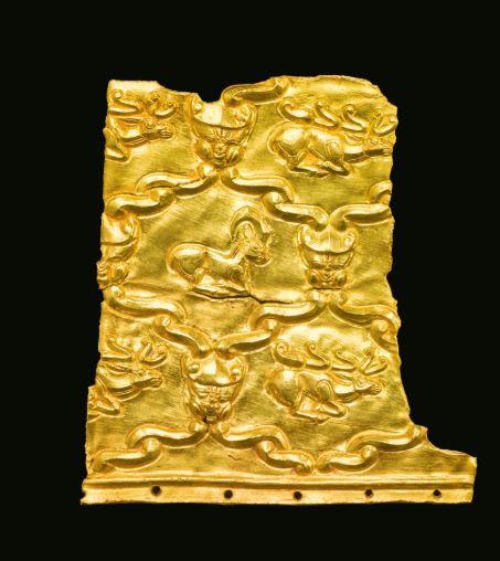 Сколько стоит скифское золото