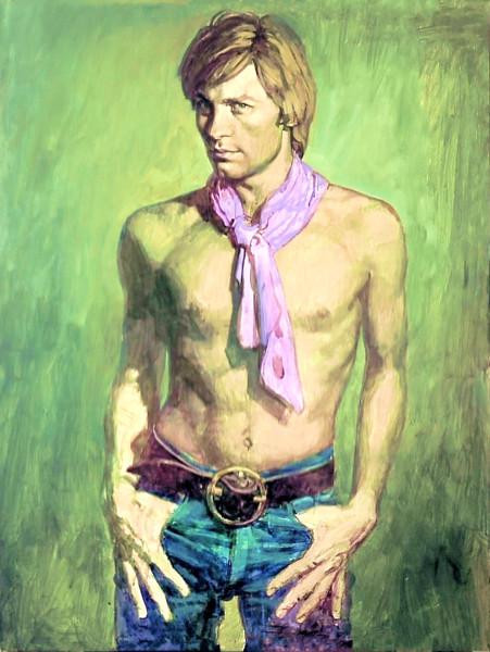 Как измывались над Дорианом Греем в 1970-е: от джинсов до Кабанеля