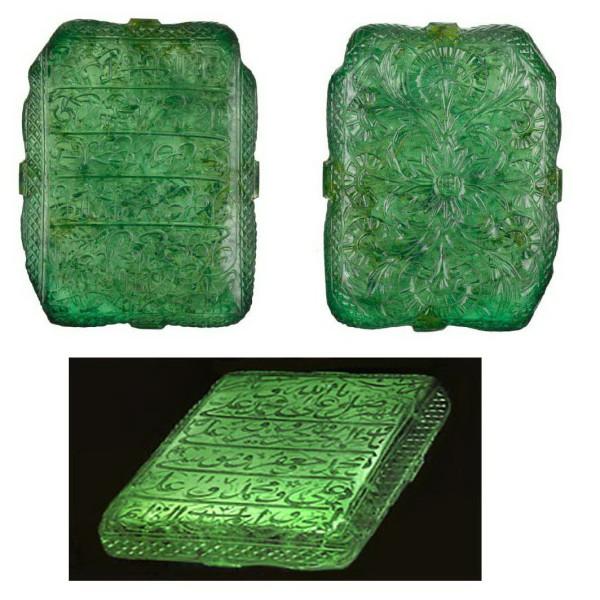 Откуда взялись камни в Шапке Мономаха?