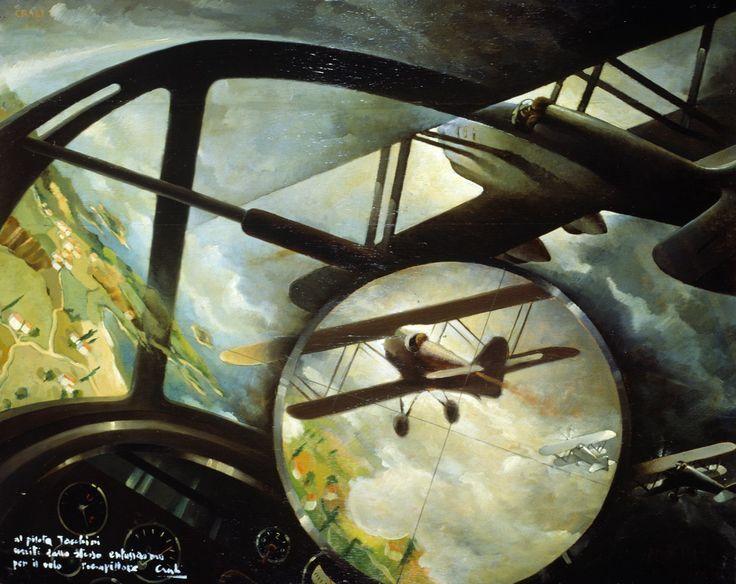 Aerocaccia II, 1936 by Tullio Cral.jpg