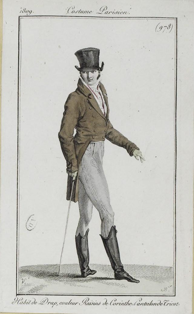 Иллюстрация из французского модного журнала Journal des dames et des modes (1809).jpg