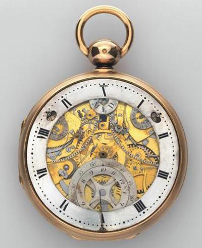 Часы карманные фирмы Бреге, до 1806 г., выставка  Часы завоевавшие мир, museum.ru.jpg