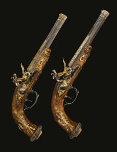 Пистолеты Лепажа, принадлежавшие сыну Наполеона. Сотбис (3).jpg