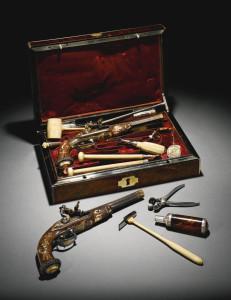Пистолеты Лепажа, принадлежавшие сыну Наполеона. Сотбис.jpg