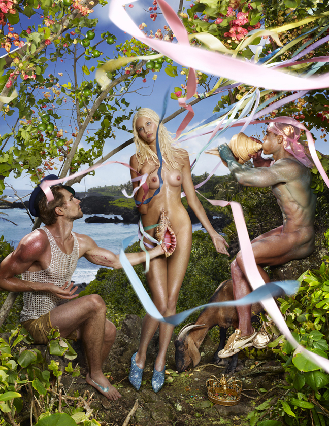 David LaChapelle, The Birth of Venus, 2009. Photo.jpg