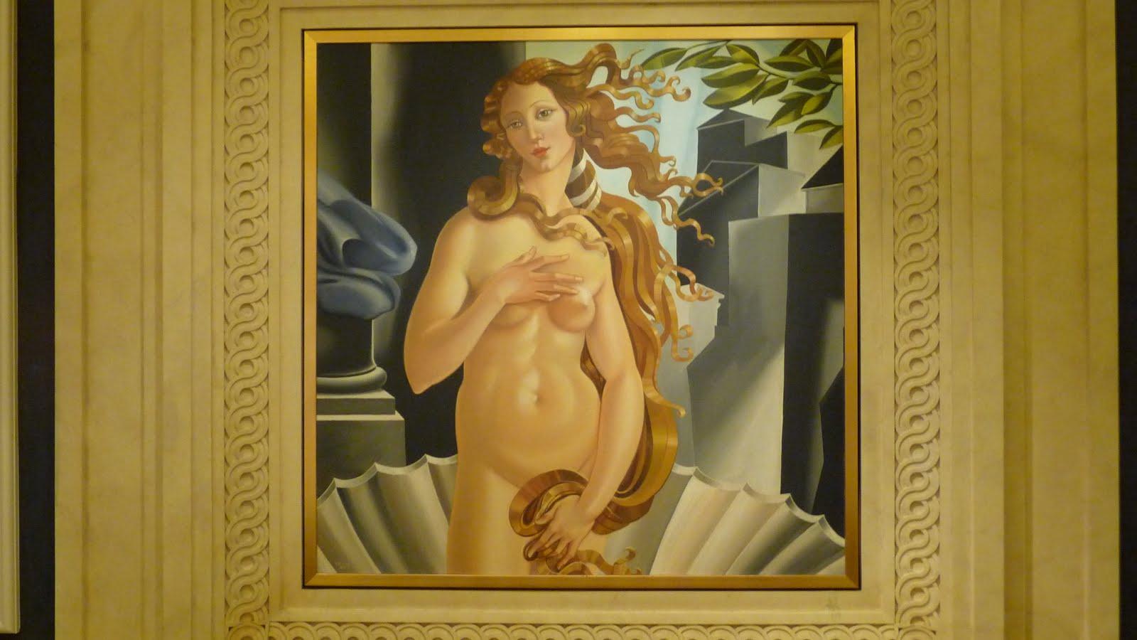 Пейте успокоительное: Венера Боттичелли в трактовках современных художников Caesar's Palace - Las Vegas 01.jpg